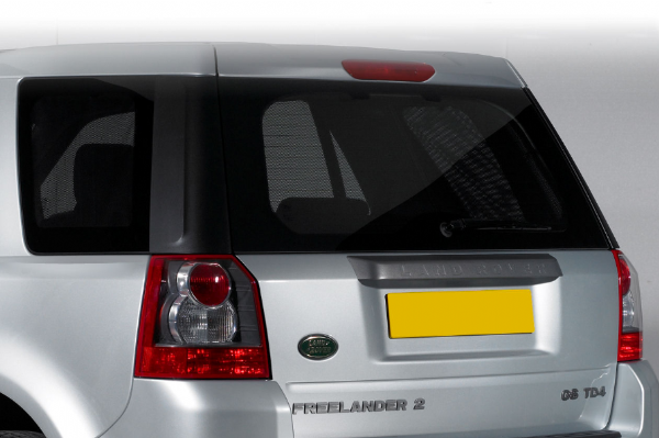 Range Rover Evoque Privacy Shades